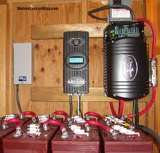 a basic solar power system description and diagram the four essentials of off grid solar