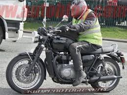 triumph bonneville gets radiator twin discs motorbike writer