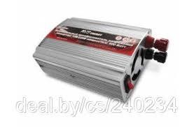 Автомобильный <b>инвертор</b> AVS Energy 400W 12/220V (+ - 10 ...