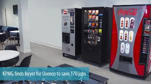 Vending Machine Jobs Delectable KPMG Finds Buyer For Uvenco To Save 48 Jobs