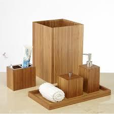 Brown Bathroom Accessories Best Bathroom Accessory Sets Collection Kitchen Bath Ideas