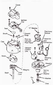 Modern 1966 impala with hei distributor wiring diagram images