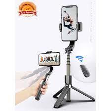 Gậy tự sướng Gimbal chống rung Siêu xịn quay Video chuyển động  Livestreaming Vlog 360 độ - ADG L08