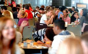 high school lunch table. When Did School High Lunch Table