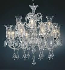 chandeliers clear glass chandelier crystal decorative chandelier made in china whole mercury glass chandelier crystals