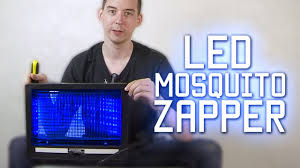 <b>LED Mosquito Zapper</b> from CDRKING - YouTube