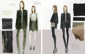 textiles and fashion design sketchbooks inspirational examples creative figure drawing for fashion design