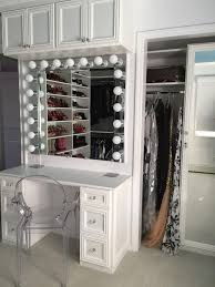 hollywood style dressing table mirror with lights ideas