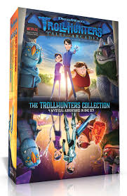 the trollhunters collection 9781534432680 hr