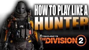 The Division 2 Movement tips ...
