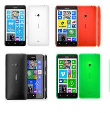 Nokia Lumia 625 Black Green White ...