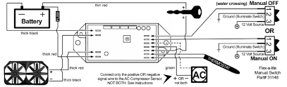 flex a lite fan controller wiring diagram flex wiring diagrams flex a lite fan controller wiring diagram