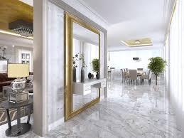Entrance Mirror Design Luxurious Art Deco Entrance Hall With A Large Designer