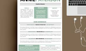Free Designed Resume Templates Cool Download Great Amazing Best