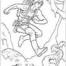 Small Picture X wing fighter of luke skywalker coloring pages Hellokidscom