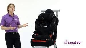 <b>Автокресло</b> 2-3 <b>Recaro Monza</b> Nova 2 Seatfix (<b>Рекаро Монза</b> 2 ...
