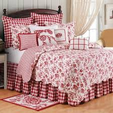 Devon Cranberry Bedding | Atlantic Linens & In charming country cottage style, the Devon Cranberry quilt bedding  collection from C&F brings traditional charm to your bedroom decor. Adamdwight.com
