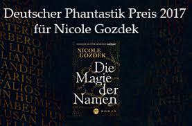 Die Magie Der Namen Von Nicole Gozdek Piper
