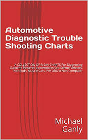 Automotive Diagnostic Trouble Shooting Charts A Collection Of Flow Charts For Diagnosing Gasoline Powered Automobiles Old School Vehicles Hot Rods