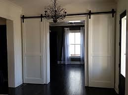 best white interior barn doors