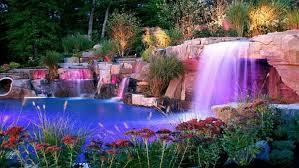1920x1080 beautiful waterfall pool