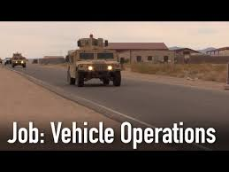 air force vehicle operations job vehicle operations youtube
