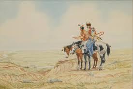 Byron Wolfe, watercolor
