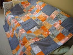 Crazy-Nine Patch Lattice Quilt | linen&string & Advertisements Adamdwight.com