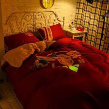iron man bedding queen set superhero