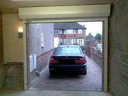 Single Roller Garage Doors Securifix London