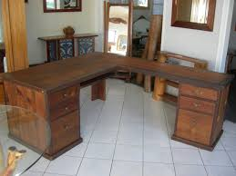 rustic office desk. perfect desk office furniture  modern rustic compact travertine throws  desk lamps brass throughout