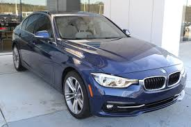 Certified Pre-Owned 2017 BMW 3 Series 330i 4dr Car in Macon ...
