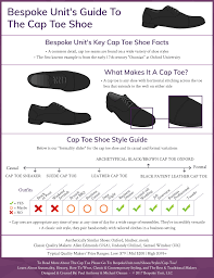 Allen Edmonds Width Chart Best Cap Toe Shoes Shoe Style Guide History How To Wear