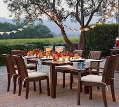 ham fsc mahogany stacking dining