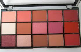 makeup revolution re loaded palette newtrals 2 review