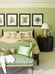 Plain Traditional Bedroom Ideas Green Bedrooms A In Models