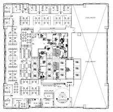 plan office layout. Large Office Layout Plan