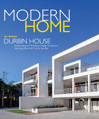 SRQ Media Group announces new publication, Modern Home Magazine. Cover for  illustrative purpose only