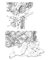 Chrysler tube oil cooler supply 4698779ac chrysler 300m engine diagram at ww w