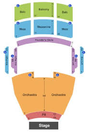 Thousand Oaks Performing Arts Center Seating Chart Fred Kavli Theatre Civic Arts Plaza Tickets And Fred Kavli