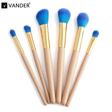 vander professional makeup brushes set powder foundation eye shadow beauty face blusher cosmetic brush blending tools beauty s best makeup from