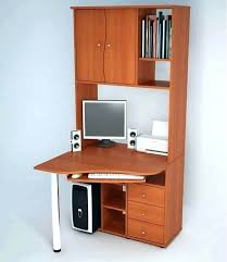 Creative Computer Desk With Shelf Small Desk Shelf Corner With Shelves Fascinating Design Featuring Black Color Wooden Cheap Computer Storage Diy Computer Desk Olivierjaninfo Computer Desk With Shelf Small Desk Shelf Corner With Shelves