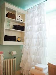 white ruffle shower curtain. Ruffled Shower Curtain White Ruffle I