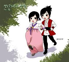 gu family secret on twitter fan art cute kangdam couple via dcgfb t co sutv9y8agv