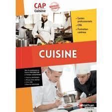 Cuisine Cap Cuisine Lycée Professionnel Enseignement
