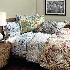 duvet cover sets on crystal palace 100 percent cotton print 3 piece duvet cover set