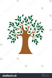 Family Tree Layout Design Tree Vector Tree Design Family Tree Stock Vector Royalty