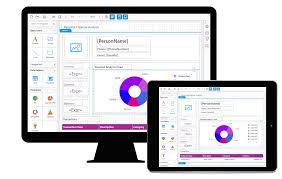 Visual Studio Ssrs Report Designer Html5 Javascript Report Designer Syncfusion Reporting