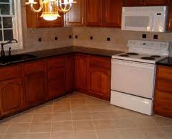 Best Tiles For Kitchen Floors Finest Best Tile For Kitchen Floor With Light Cream Kitchen Have