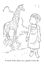 Small Picture African Coloring Book Coloring Coloring Pages